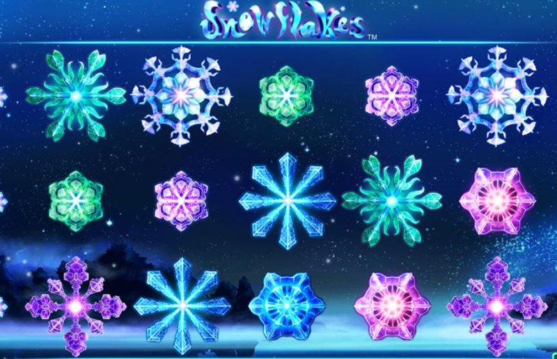 Snowflakes Screenshot