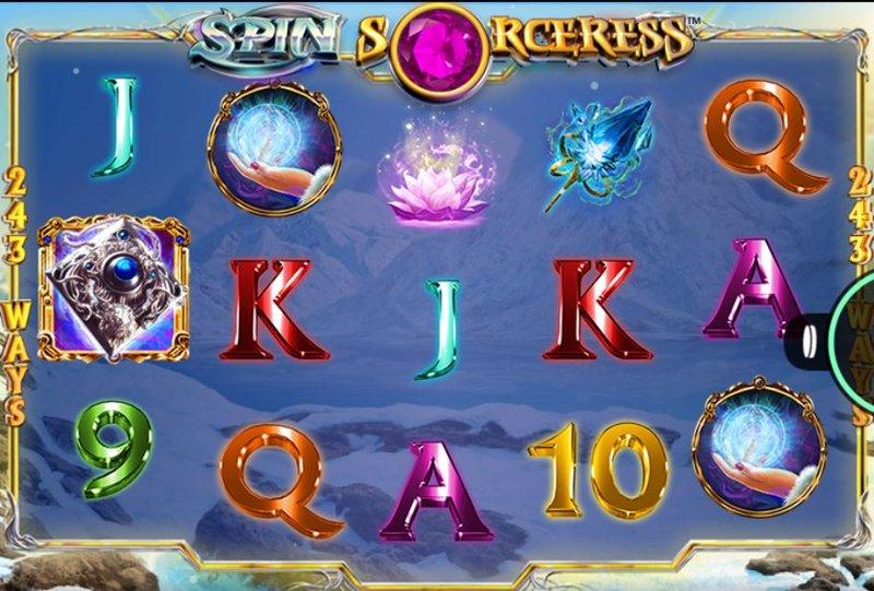 Spin Sorceress Screenshot