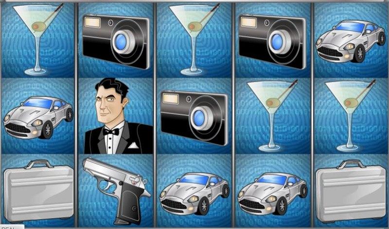 Spy Game Screenshot