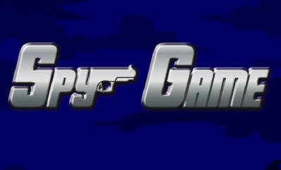 Spy Game Logo
