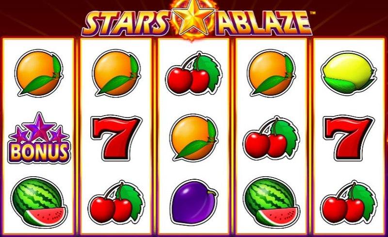 Stars Ablaze Screenshot
