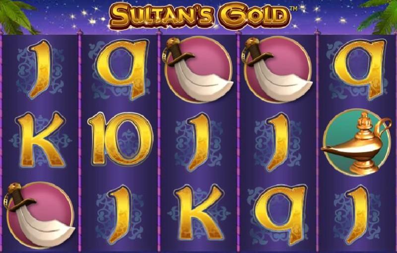 Sultan's Gold Screenshot