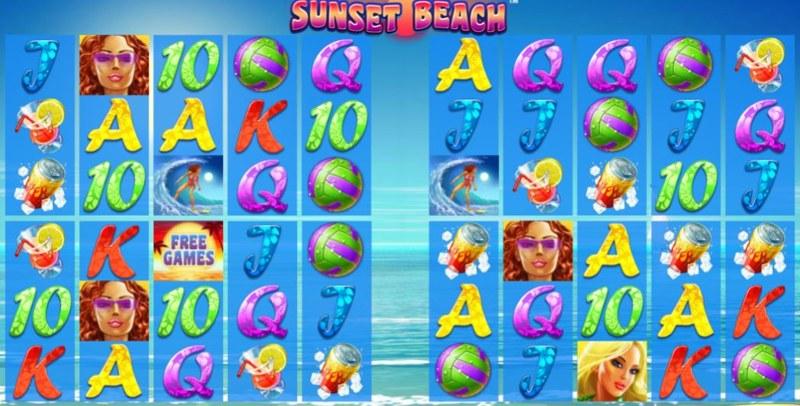 Sunset Beach Screenshot
