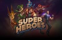 Super Heroes Logo