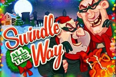 Swindle All The Way Logo