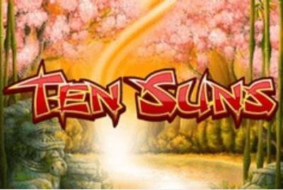 Ten Suns Logo