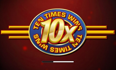 Ten Times Wins Logo