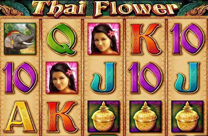 Thai Flower Screenshot