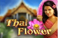 Thai Flower Logo