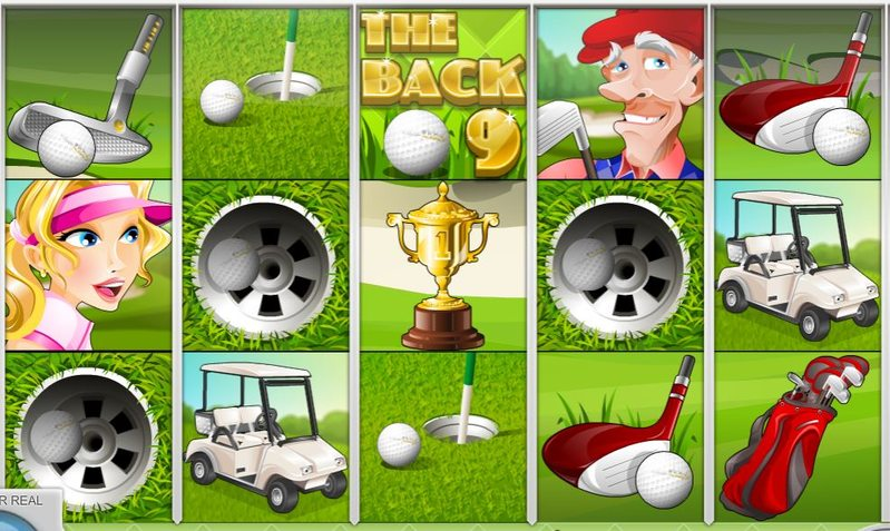 The Back Nine Screenshot