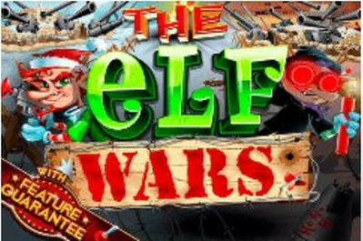The Elf Wars Logo