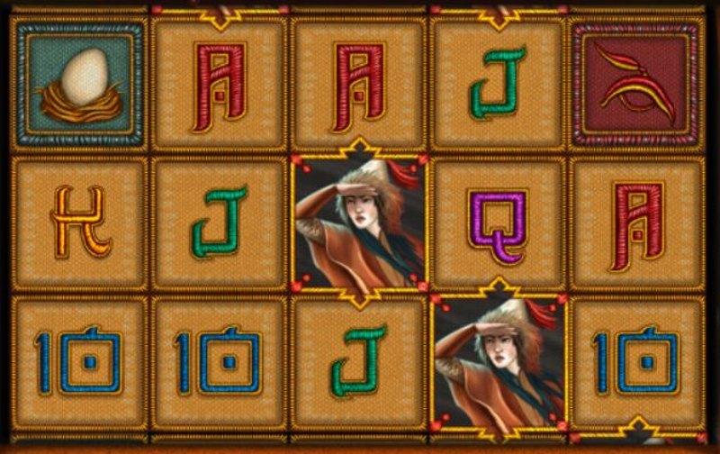 The Falcon Huntress Screenshot