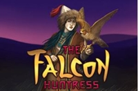 The Falcon Huntress Logo