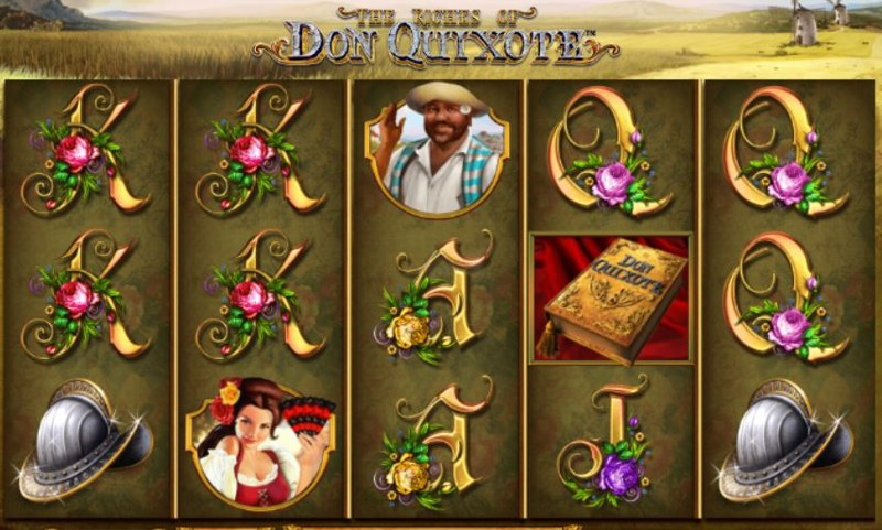 The Riches of Don Quixote Screenshot