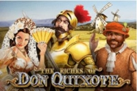 The Riches of Don Quixote Logo