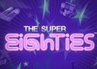 The Super Eighties Logo
