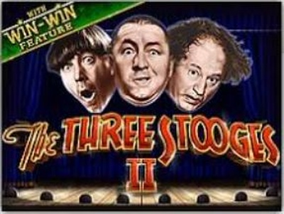 The Three Stooges II Logo