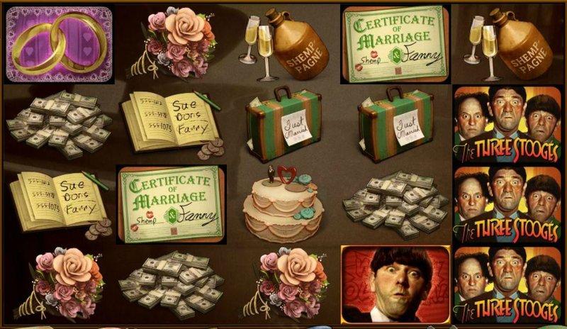 The Three Stooges: Brideless Groom Screenshot