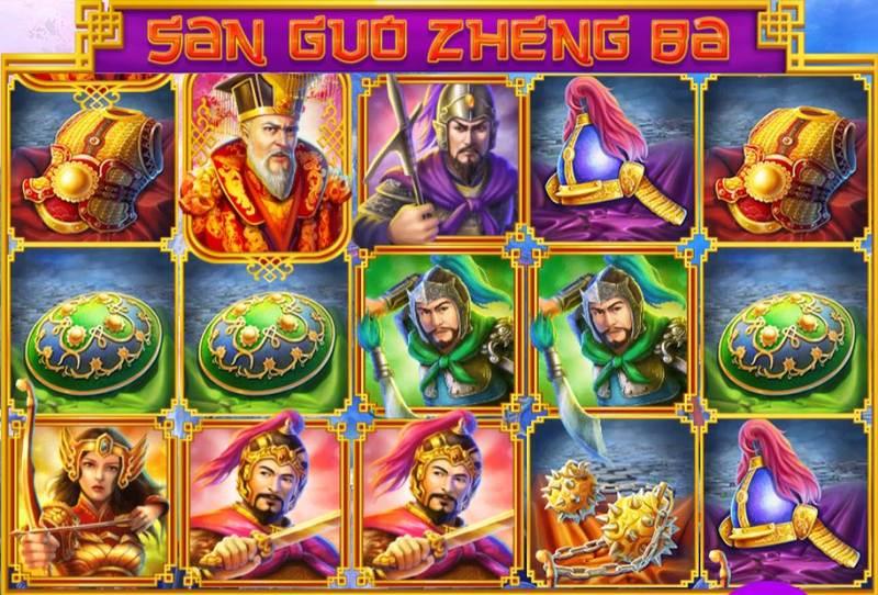 Three Kingdom Wars Screenshot