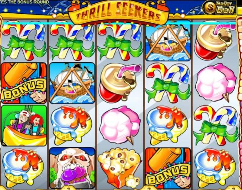 Thrill Seekers Screenshot