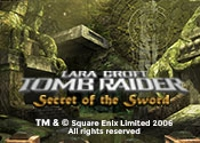 Tomb Raider 2 Logo