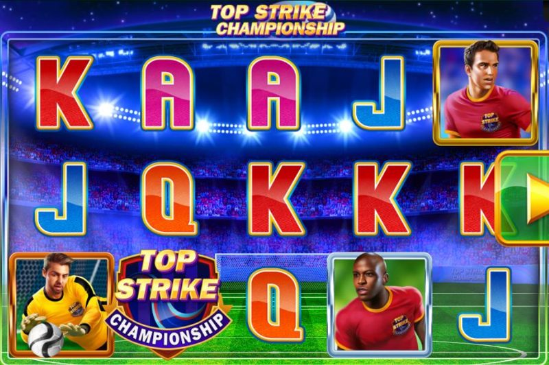 Top Strike Championship Screenshot