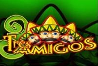 Tres Amigos Logo