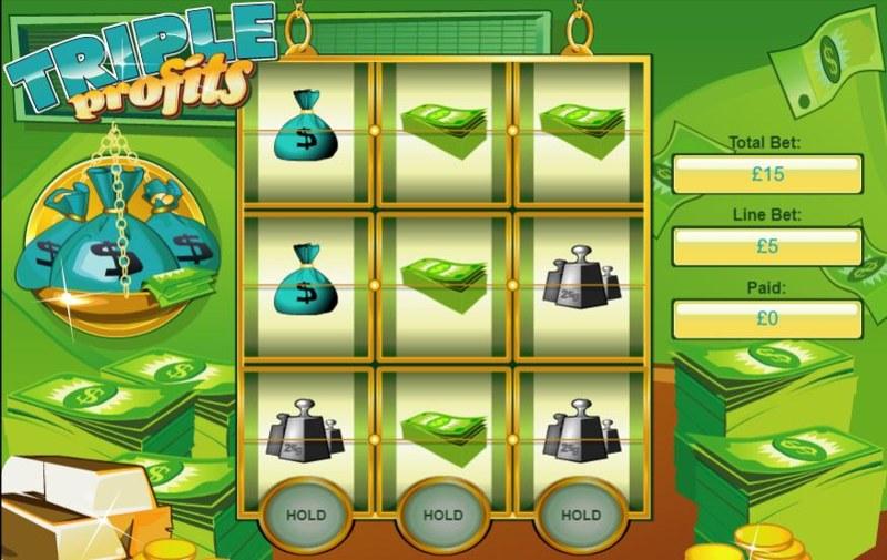 Triple Profits Screenshot