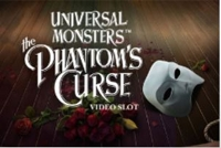 Universal Monsters The Phantoms Curse Logo