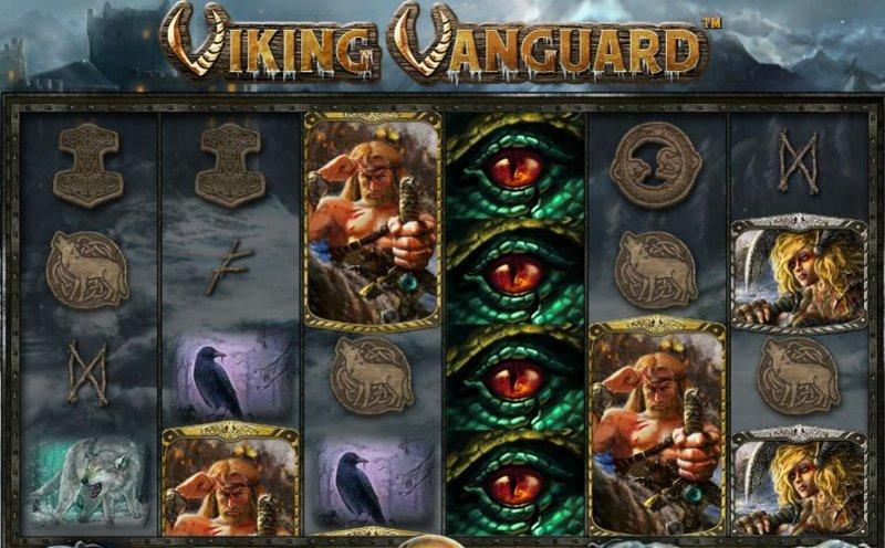 Viking Vanguard Screenshot