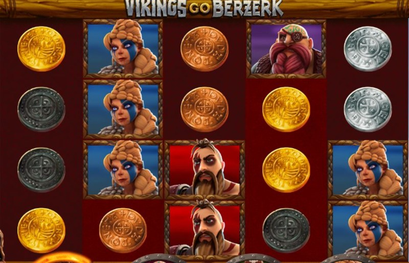 Vikings Go Berzerk Screenshot