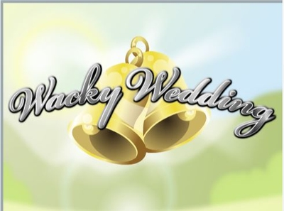 Wacky Wedding Logo