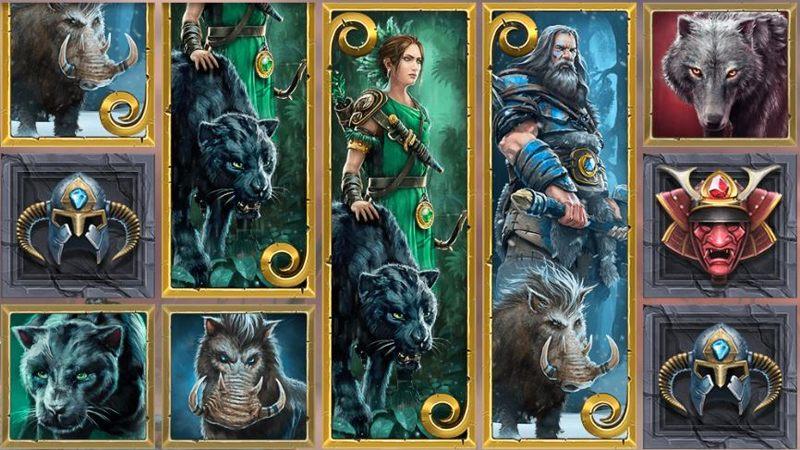 Warlords: Crystals of Power Screenshot