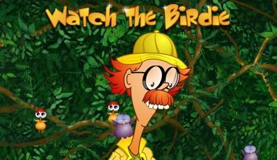 Watch the Birdie Logo