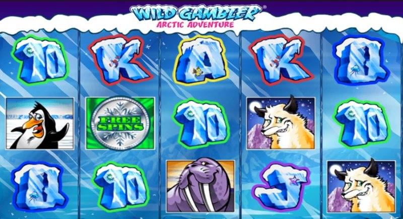 Wild Gambler Rtp