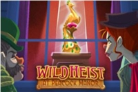 Wild Heist at Peackock Manor Logo