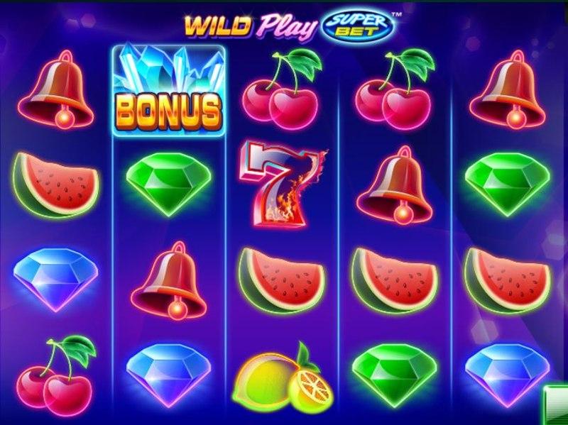 Wild Play Super Bet Screenshot