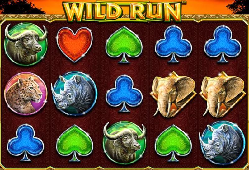 Wild Run Screenshot
