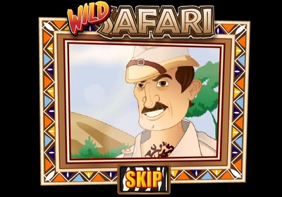 Wild Safari Logo