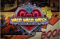 Wild Wild West The Great Trains heist Logo