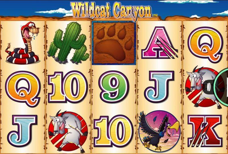 Wildcat Canyon Screenshot