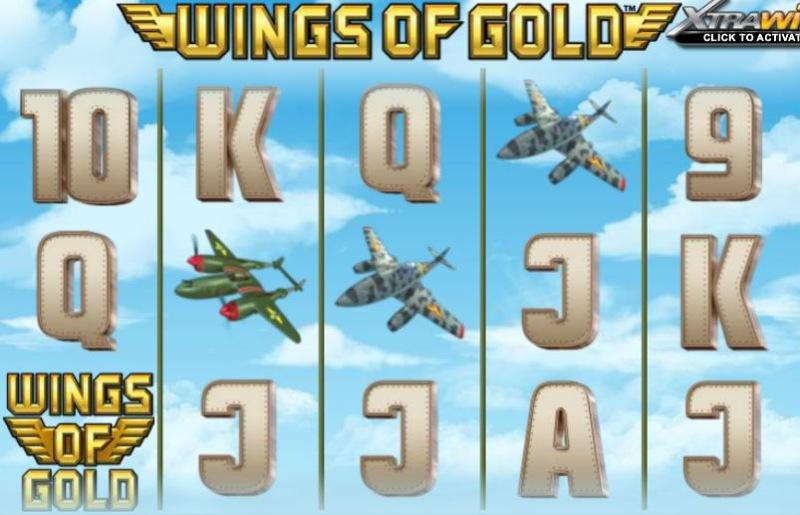 Wings of Gold Screenshot
