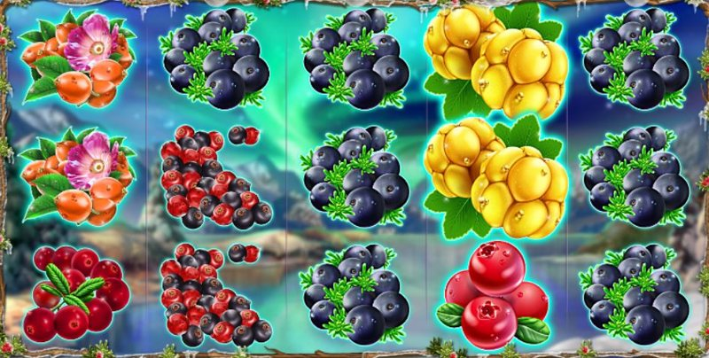 Winterberries Screenshot