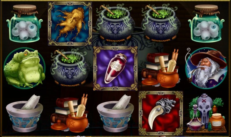 Witch's Brew Screenshot