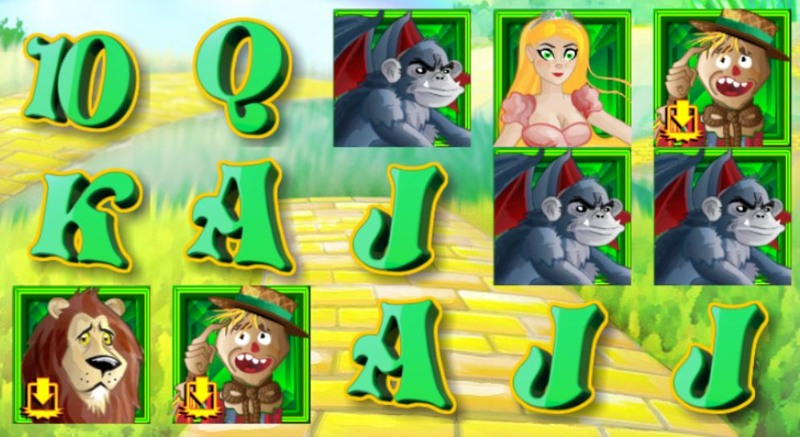 World of Oz Screenshot