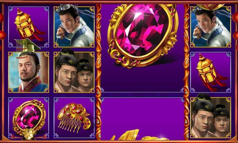 Wu Zetian Screenshot