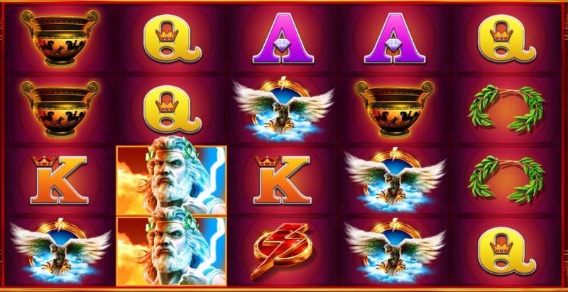 Zeus God of Thunder Screenshot